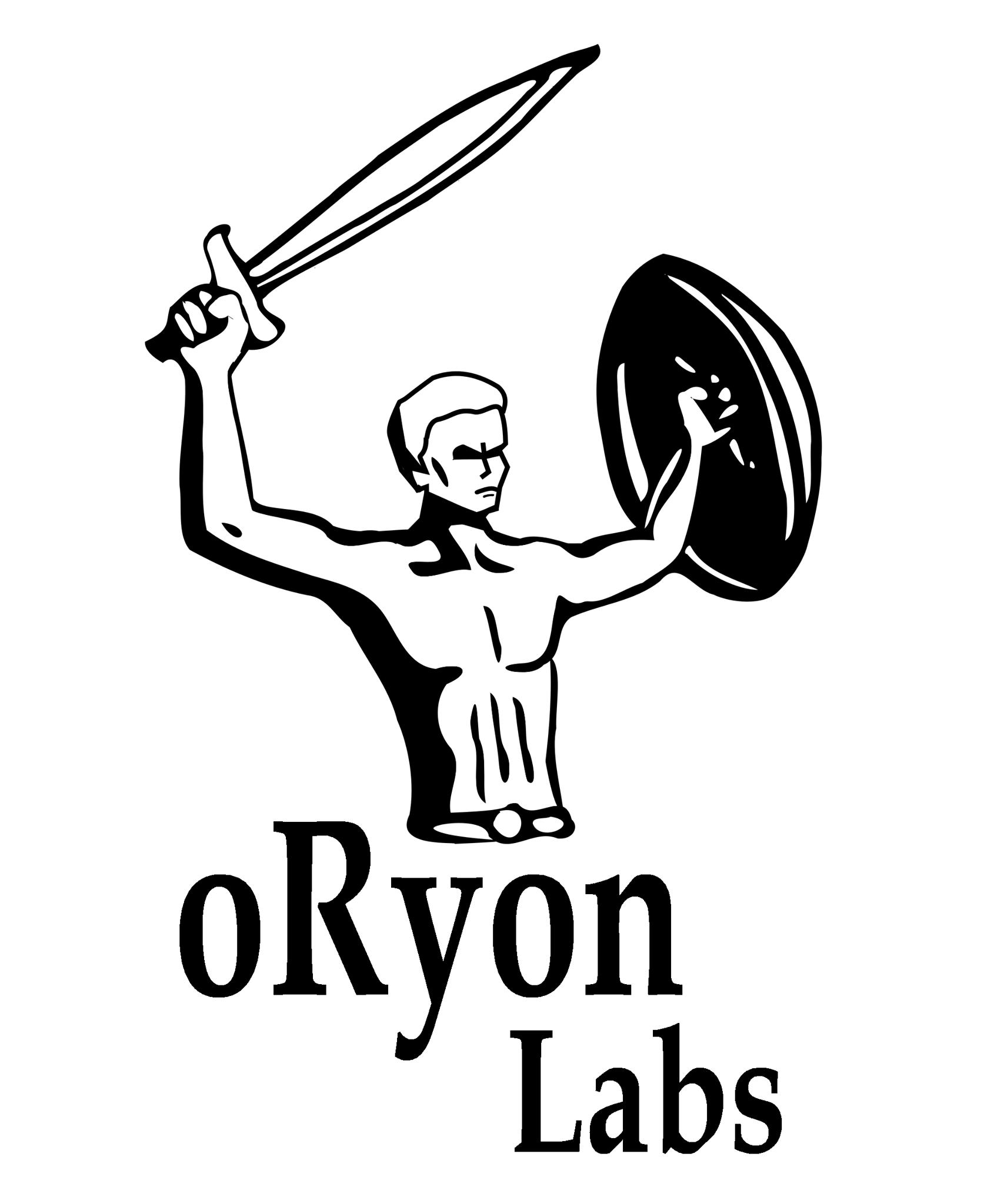 oRyon Labs Logo